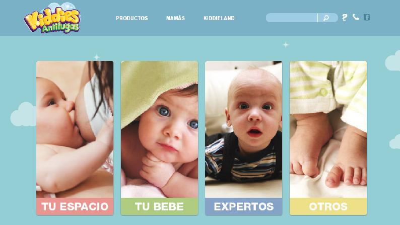 Únete al mundo Kiddies , un espacio creado para las mamás